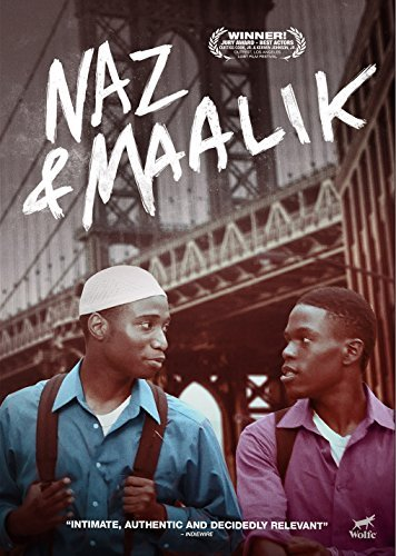 Naz & Maalik Cook Johnson DVD Nr