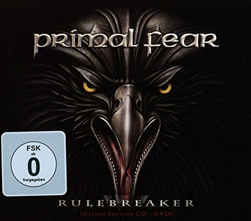 Primal Fear Rulebreaker Deluxe Edition