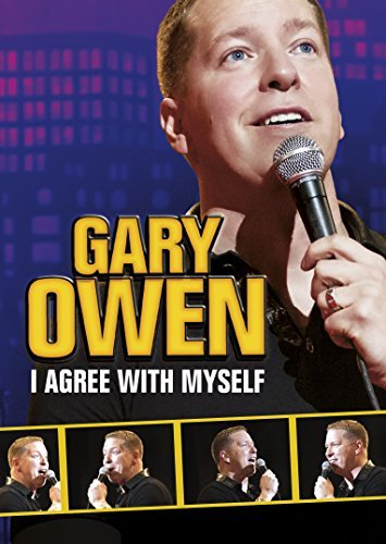Gary Owen I Agree With Myself DVD