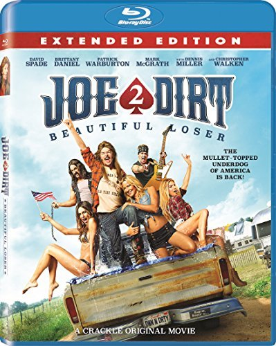 Joe Dirt 2 Beautiful Loser Spade Daniel Walken Blu Ray Nr