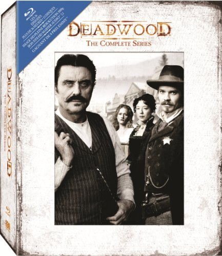 Deadwood Complete Series DVD Nr