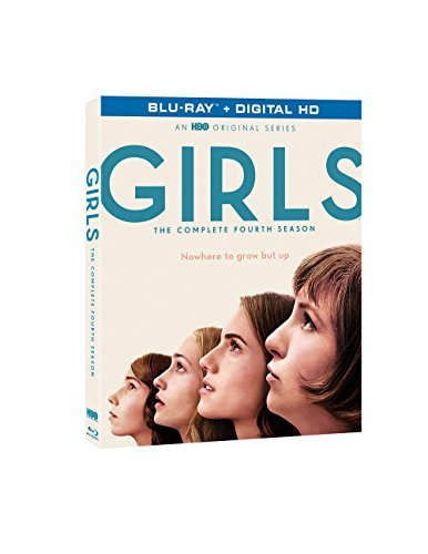 Girls Season 4 Blu Ray