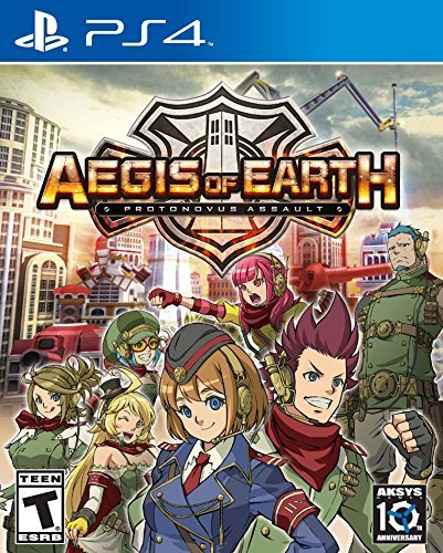 Ps4 Aegis Of Earth Protonovus Assault