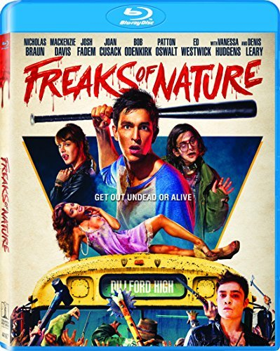 Freaks Of Nature Braun Davis Fadem Blu Ray Dc R