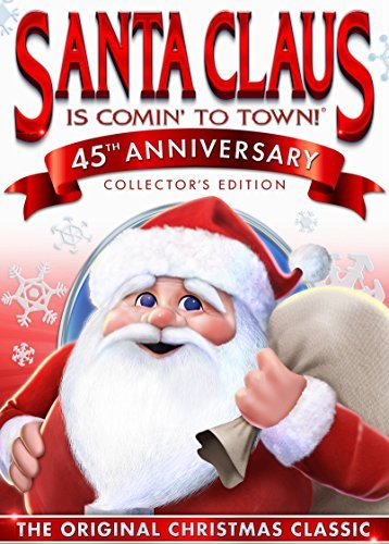 Santa Claus Is Comin' To Town Santa Claus Is Comin' To Town DVD