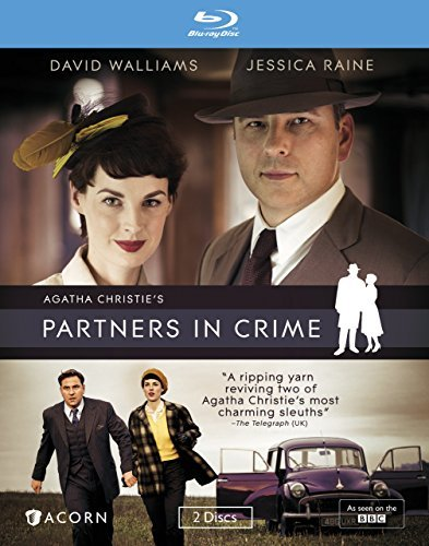 Partners In Crime Williams Raine Blu Ray Nr