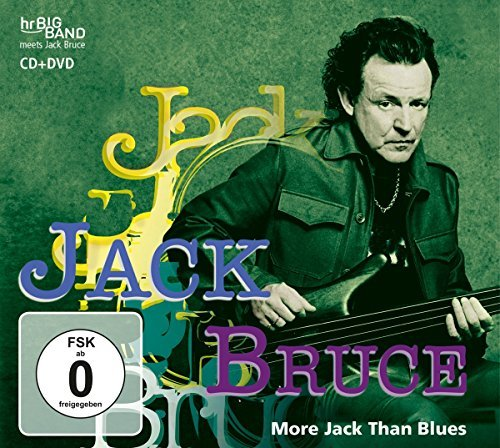 Jack Bruce More Jack Than Blues Incl.Dvd