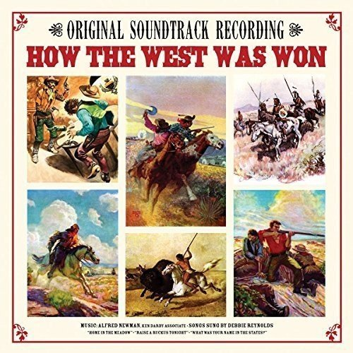 How The West Was Won How The West Was Won Import Gbr