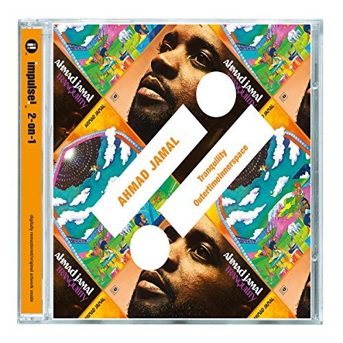 Ahmad Jamal Tranquility Outertimeinner Import Gbr