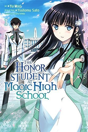 Tsutomu Satou The Honor Student At Magic High School Vol. 1