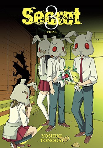 Yoshiki Tonogai Secret Volume 3