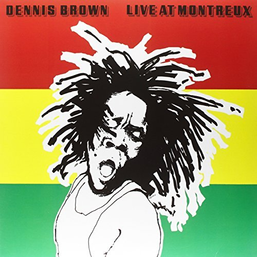 Dennis Brown Live At Montreux Lp