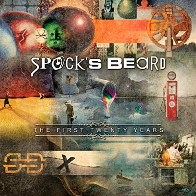 Spock's Beard First Twenty Years First Twenty Years