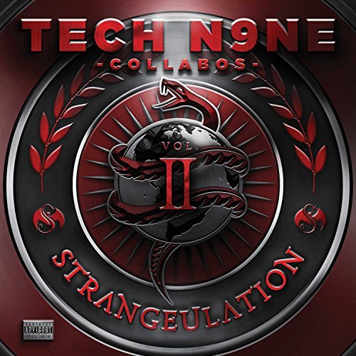 Tech N9ne Collabos Strangeulation Vol Ii Explicit Version