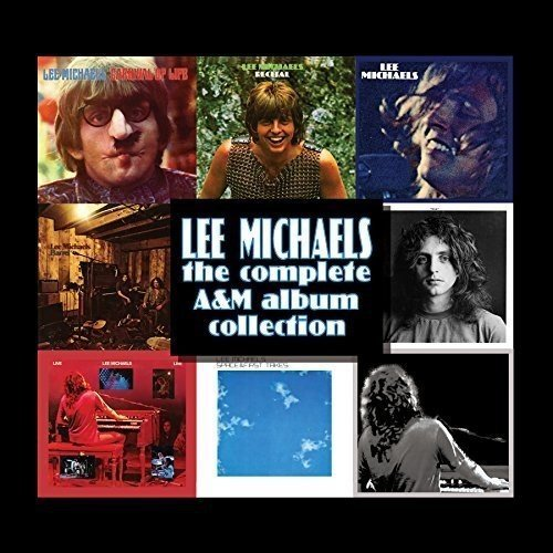 Lee Michaels The Complete A&m Albums
