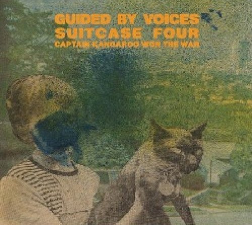 Guided By Voices Suitcase 4 Captain Kangaroo Won The War Lp