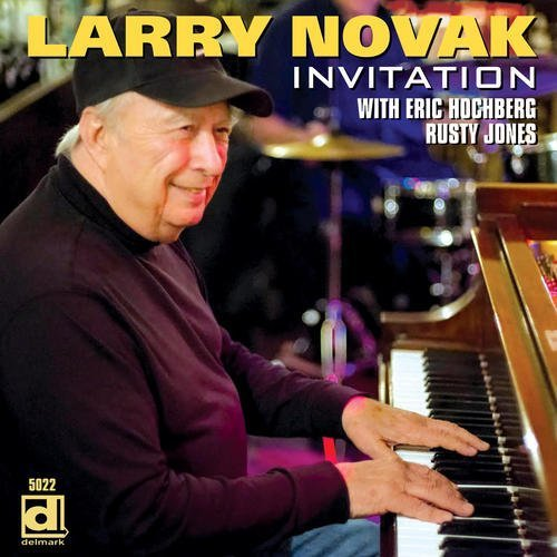 Larry Novak Trio Invitation