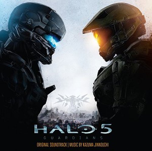 Halo 5 Guardians Soundtrack [deluxe] 2 Lp 2 CD Blu Ray Kazuma Jinnouchi