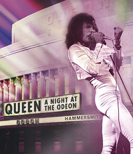 Queen Night At The Odeon Night At The Odeon