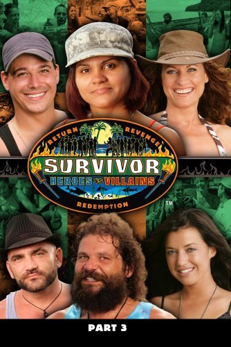 Survivor Survivor 20 Heroes Vs. Villians Part 3