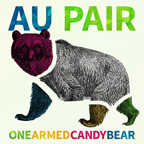 Au Pair One Armed Candy Bear