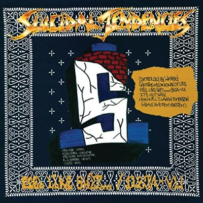 Suicidal Tendencies Controlled By Hatred Feel Like Shit...Deja Vu 180 Gram Yellow Vinyl