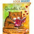 C. E. Crimmins The Quotable Cat A Collection Of Quotes Facts & Lore For Feline Fanciers