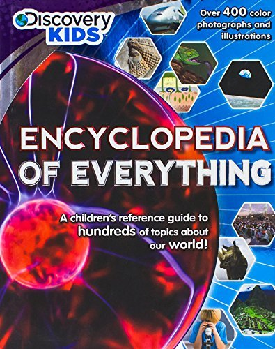 Parragon Books Encyclopedia Of Everything