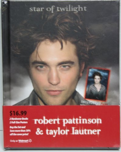 Josie Rusher Robert Pattinson & Taylor Lautner 2 Pack