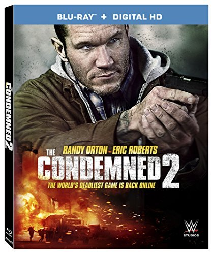 Condemned 2 Orton Roberts Blu Ray Dc R