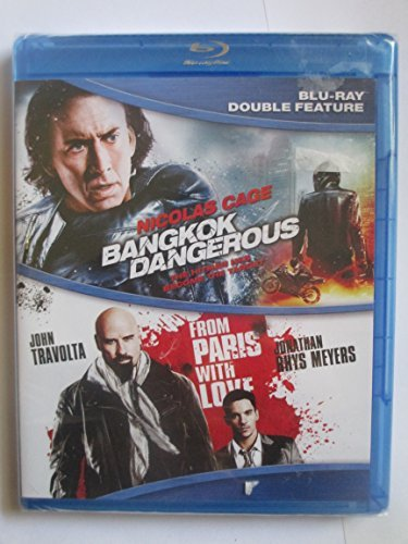 Bangkok Dangerous From Paris With Love Double Feature
