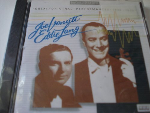 Joe Venuti & Eddie Lang Jazz Classics In Digital Stereo