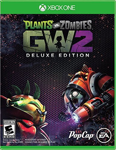 Xbox One Plants Vs Zombies Garden Warfare 2 Deluxe Edition