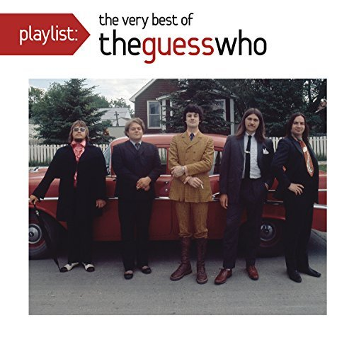 Guess Who Playlist The Very Best Of The
