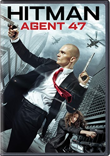 Hitman Agent 47 Friend Ware Quinto DVD R