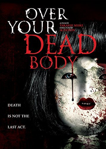 Over Your Dead Body Over Your Dead Body DVD Nr