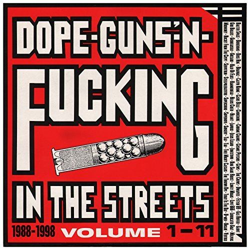 Various Artist Dope Guns & Fucking In The Str