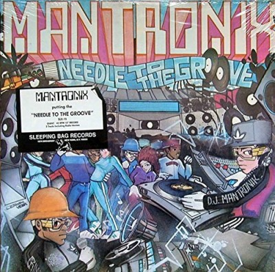 Mantronix Needle To The Groove
