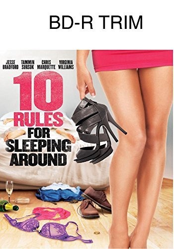 10 Rules For Sleeping Around 10 Rules For Sleeping Around Blu Ray Mod This Item Is Made On Demand Could Take 2 3 Weeks For Delivery