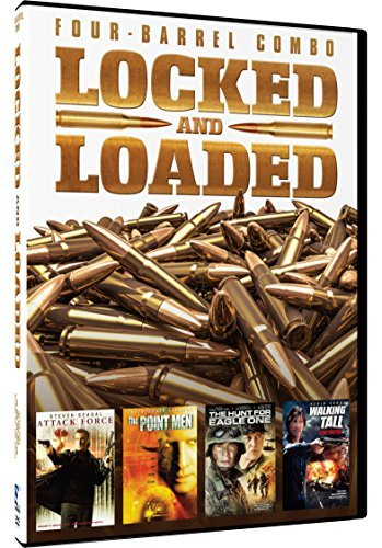 Locked & Loaded 4 Barrel Combo 4 Film Collection DVD R