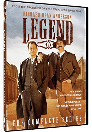 Legend The Complete Series DVD