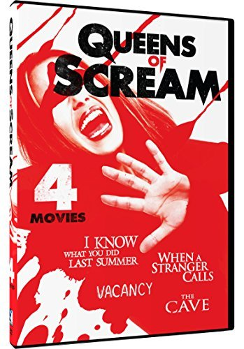 Queens Of Scream 4 Movie Thrill Fest DVD R
