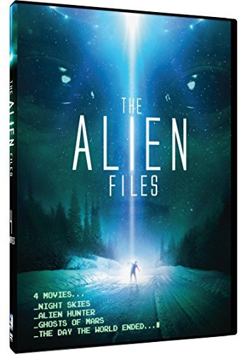 Alien Files 4 Out Of This World Movies DVD