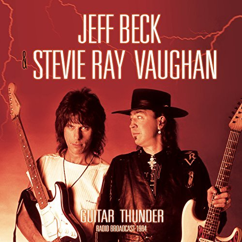 Stevie Ray Vaughan & Jeff Beck Guitar Thunder Radio Broadcast 1984