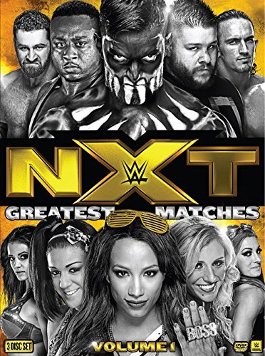 Wwe Nxts Greatest Matches Volume 1 DVD