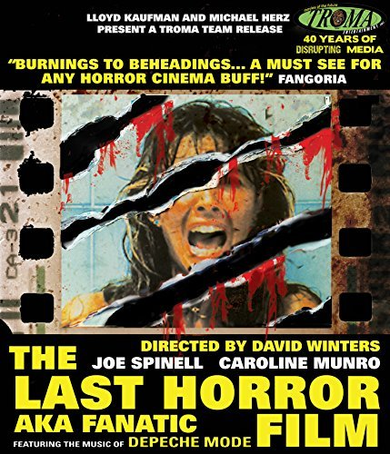 Last Horror Film (aka Fanatic) Last Horror Film (aka Fanatic) DVD R