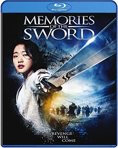 Memories Of The Sword Memories Of The Sword Blu Ray Nr