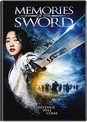 Memories Of The Sword Memories Of The Sword DVD Nr
