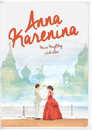 Anna Karenina (2012) Knightley Law DVD R