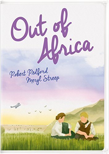 Out Of Africa Streep Redford Brandauer DVD Pg